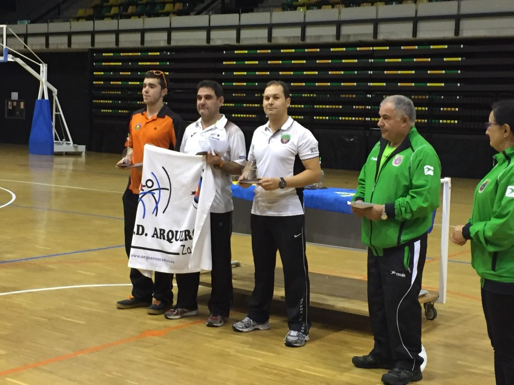 Primer Trofeo Arqueros Nalon - Miguel