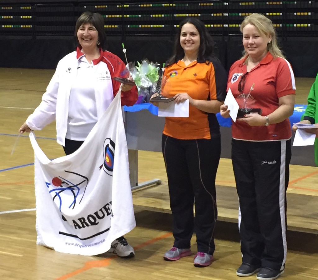 Primer Trofeo Arqueros Nalon - Minerva