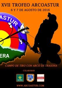Cartel XVII Trofeo ArcoAstur
